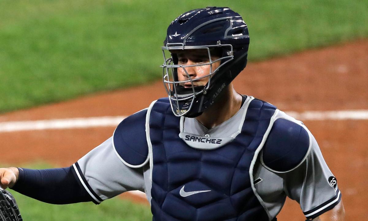 Gary Sanchez dari Yankees, Brett Gardner masih 0 untuk musim ini