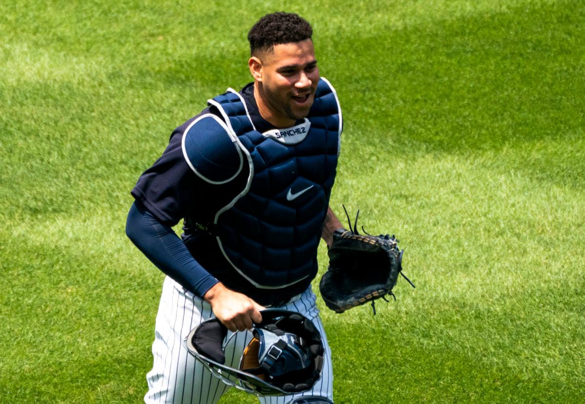 Gary Sanchez dari Yankees membuka diri dengan sikap bertahan baru