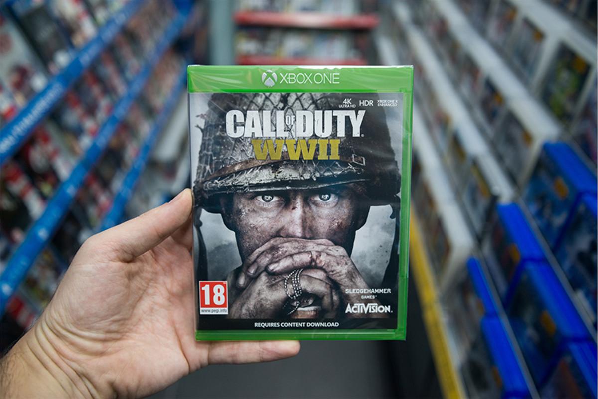 Gesture menarik dari game 'Call of Duty' di tengah kekhawatiran simbol kebencian