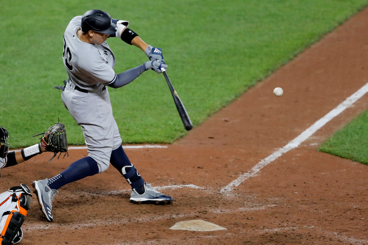 Hakim Harun Yankees mengubah malam yang terlupakan menjadi malam yang tak terlupakan