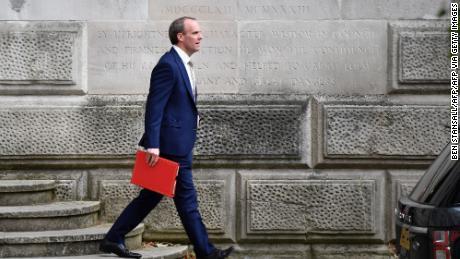 Menteri Luar Negeri Inggris memperingatkan Cina tidak dapat dipercaya & # 39; karena London mengesahkan hukum sanksi gaya Magnitsky