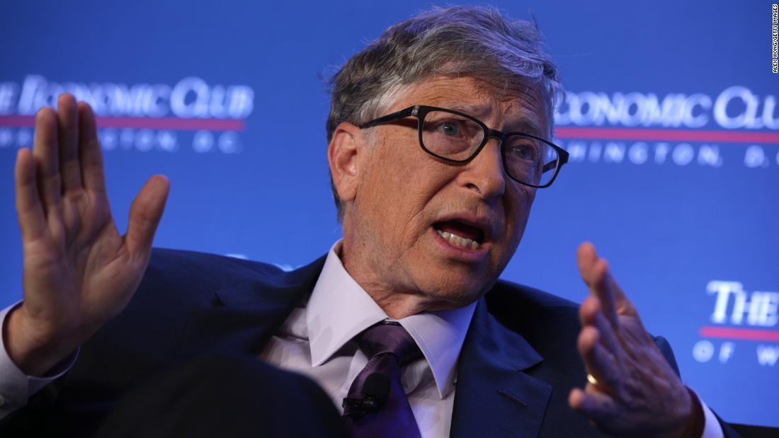 Bill Gates mengatakan sebagian besar tes coronavirus adalah 'limbah penuh' karena hasilnya kembali terlalu lambat