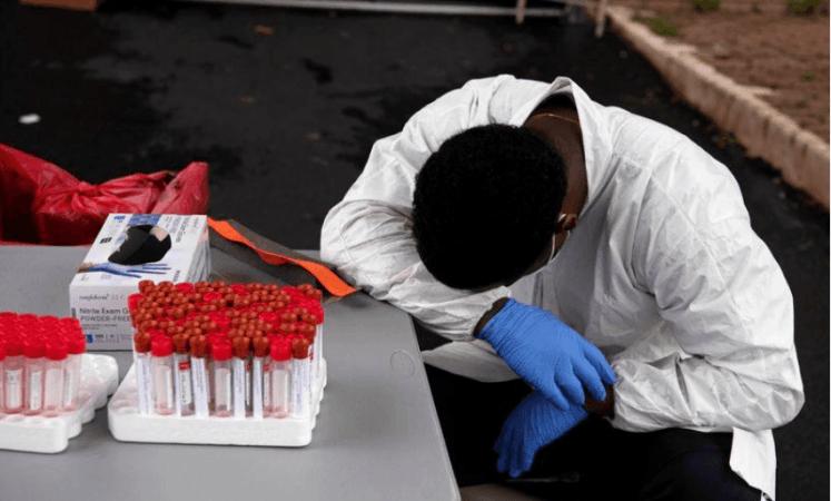 Kasus Coronavirus AS