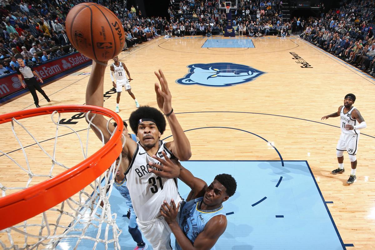 Jaring berencana untuk mendapatkan bala bantuan Jarrett Allen untuk memulai kembali NBA