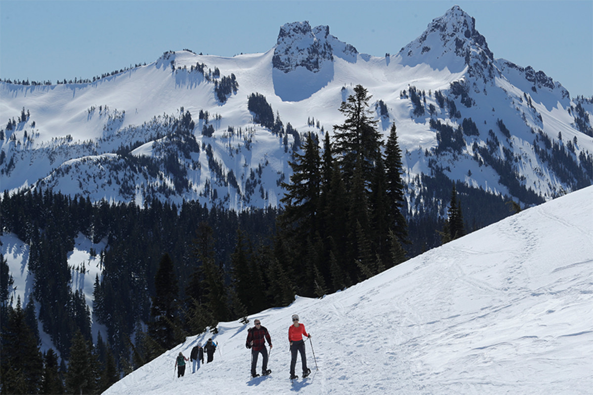Jasad salah satu dari tiga lelaki hilang ditemukan di Gunung Rainier