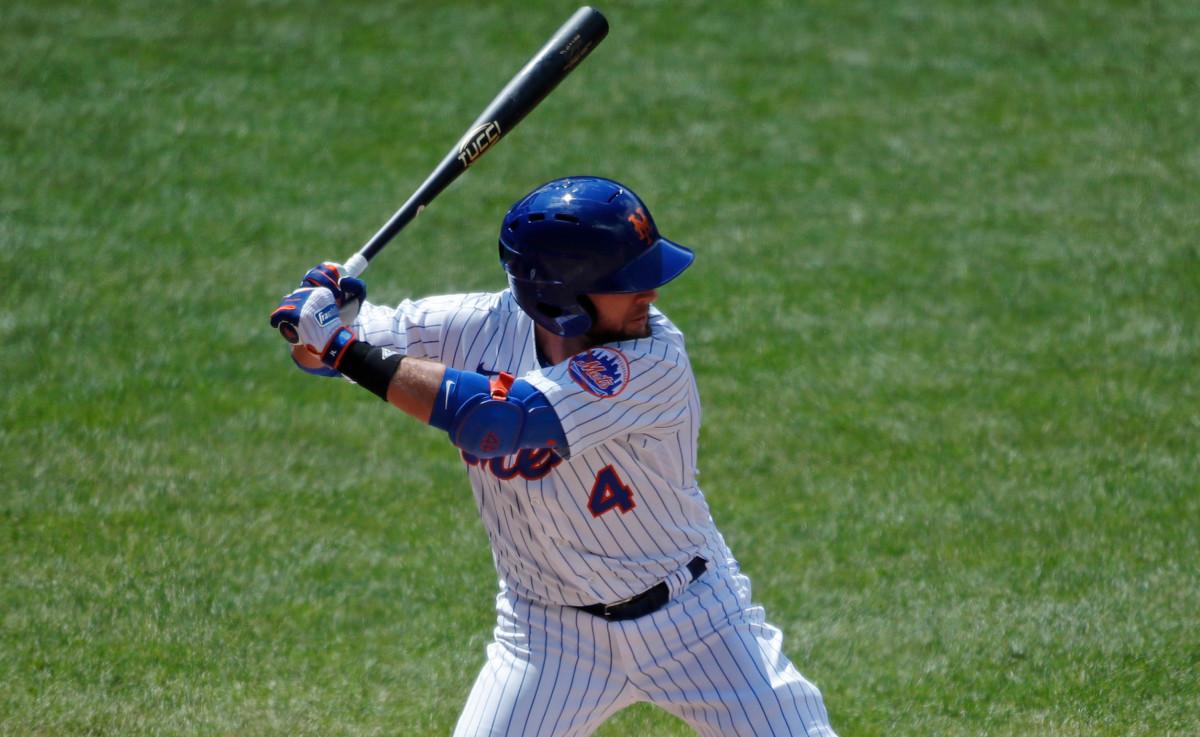 Jed Lowrie sepertinya tidak akan memulai musim dengan Mets