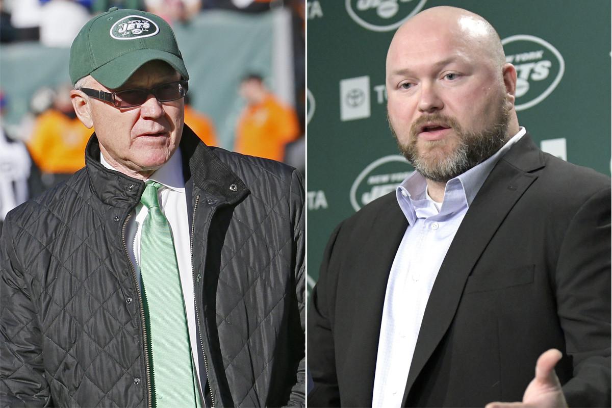 Jets 'Joe Douglas membela Woody Johnson atas tuduhan rasis dan seksis