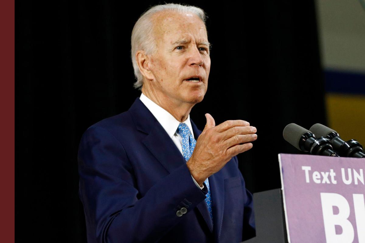 Joe Biden beralih ke Instagram Live untuk membantu melibatkan pemilih