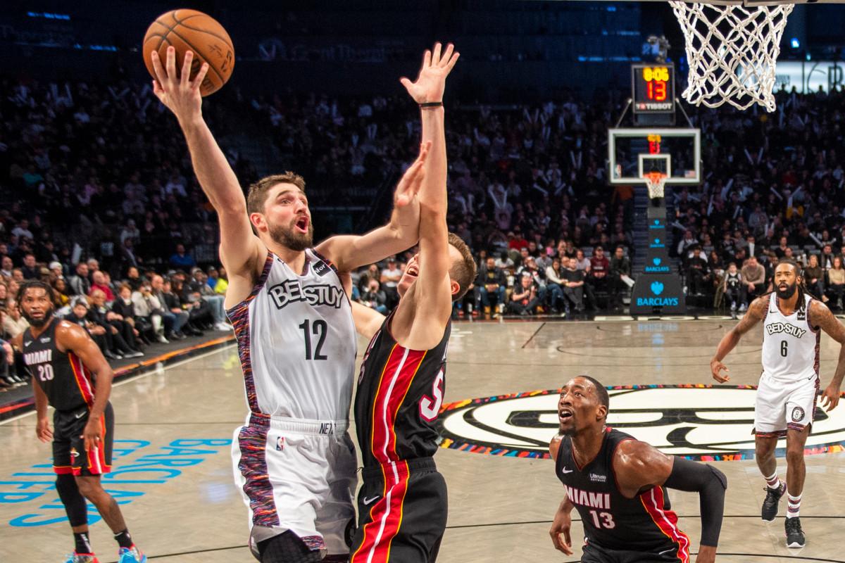 Joe Harris dari Nets mempertaruhkan hari bayaran agen bebas untuk bermain di NBA, restart