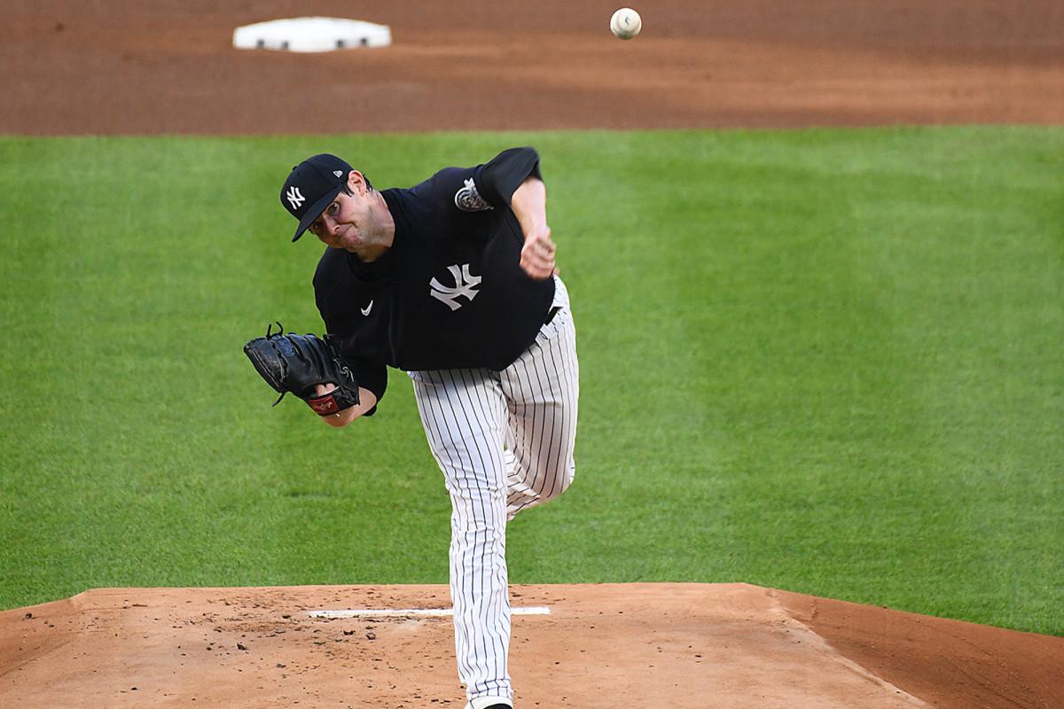 Jordan Montgomery benar-benar siap menjadi sorotan Yankees