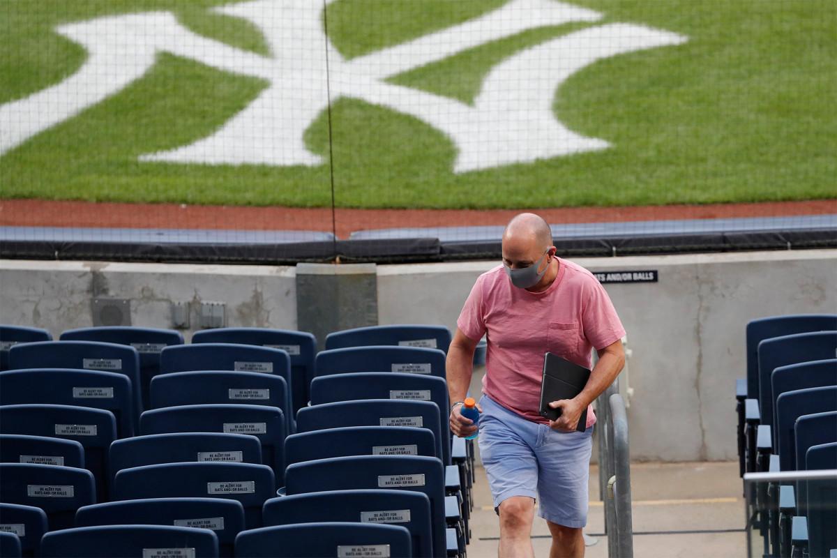 Kemampuan Yankees untuk reli tanpa penggemar adalah kuncinya