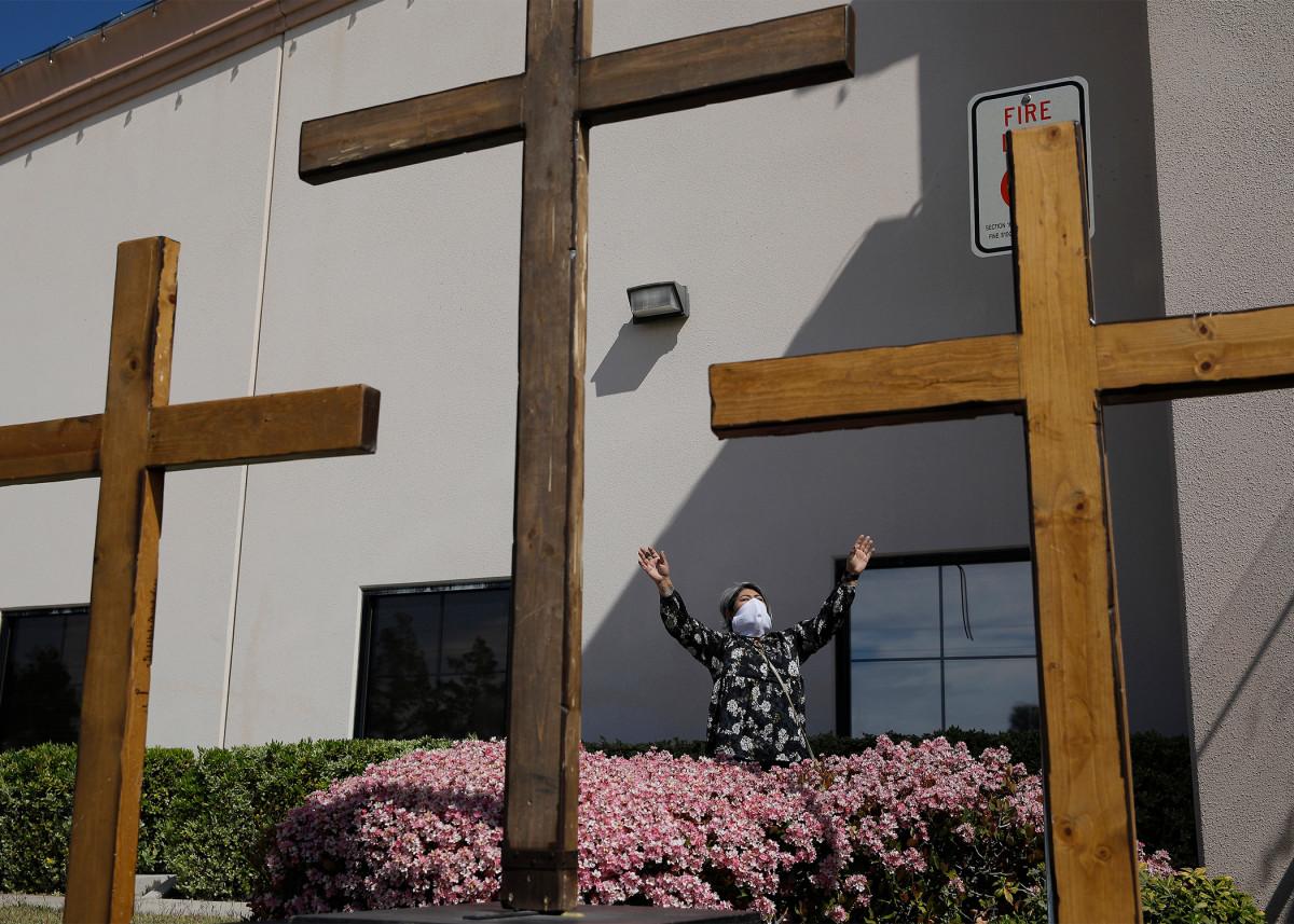 Mahkamah Agung membantah banding gereja Nevada tentang aturan COVID-19