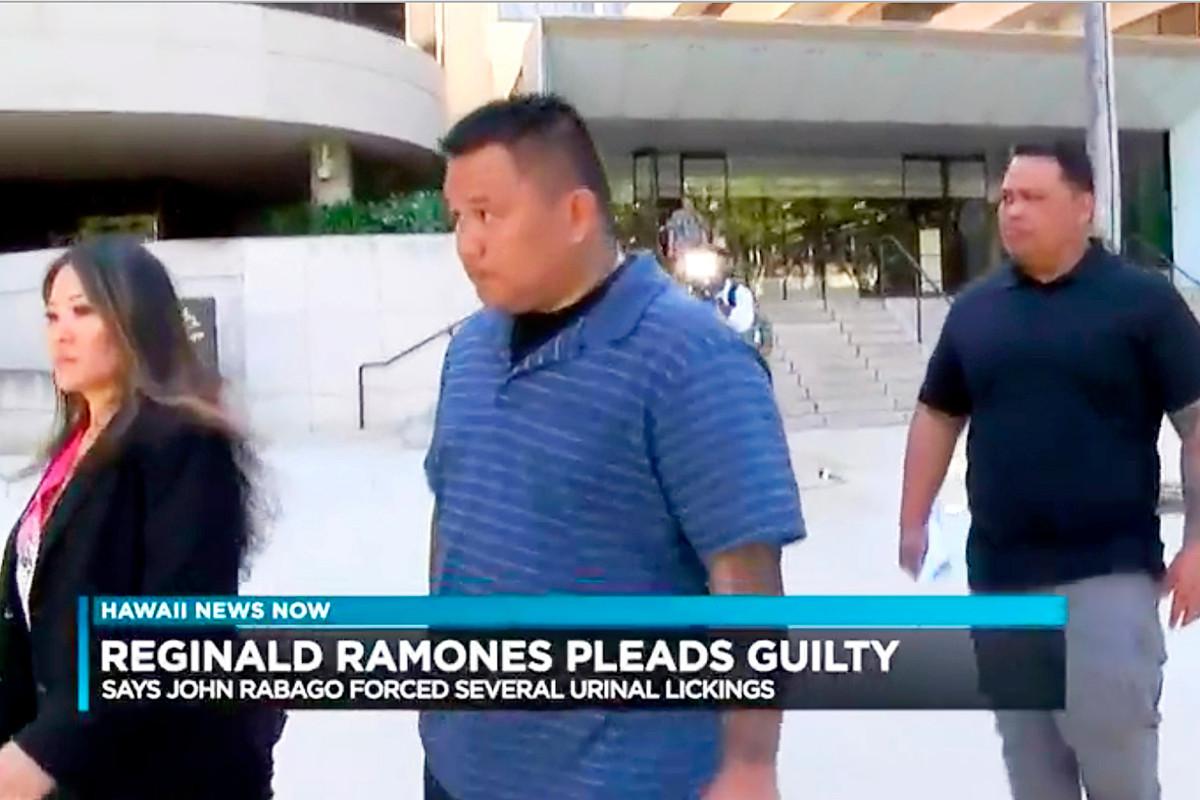 Mantan polisi Honolulu dihukum karena memaksa pria tunawisma menjilat urinoir