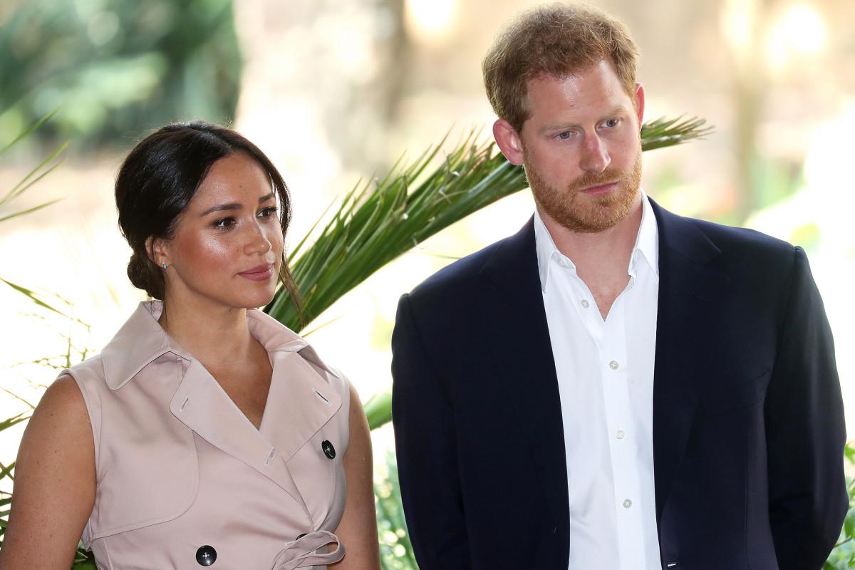Meghan Markle dan Pangeran Harry mengajukan invasi ke gugatan privasi