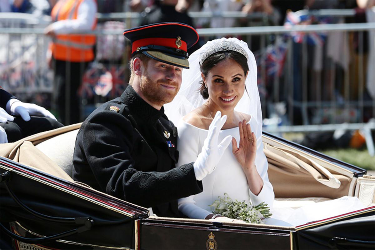 Meghan Markle memohon pada ayahnya untuk menghadiri pernikahannya dengan Pangeran Harry