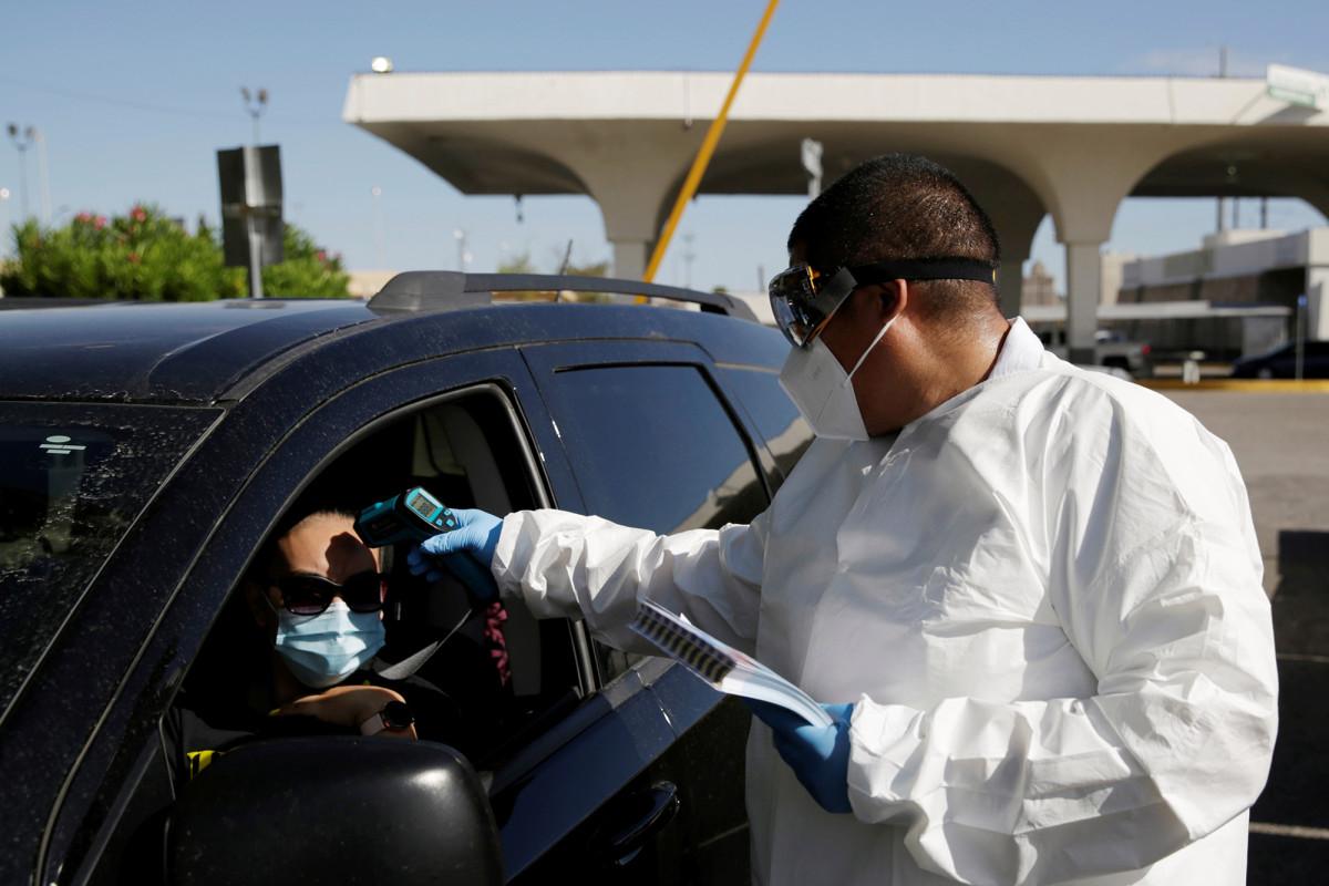 Meksiko menambahkan pos pemeriksaan anti-COVID di perbatasan AS untuk 4 Juli akhir pekan