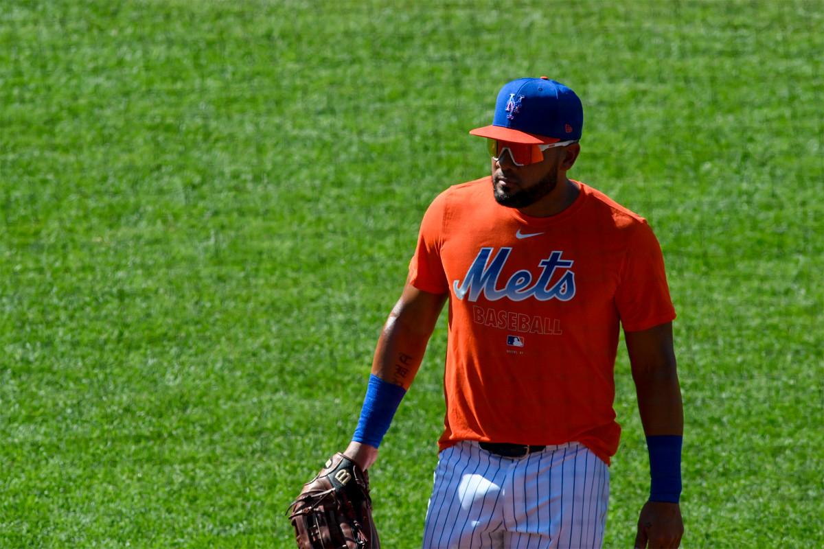 Melky Cabrera merangkul peluang Mets lama setelah Yankees menang