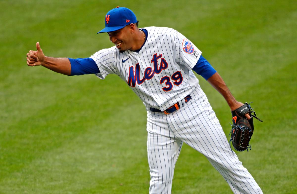 Mets 'Edwin Diaz terlihat seperti mantan All-Star dirinya