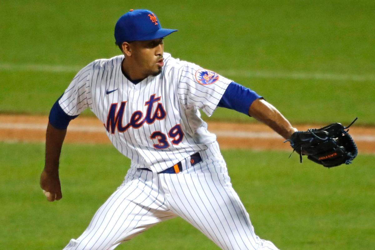 Mets 'Edwin Diaz yakin dia' mampu menjadi lebih dekat '