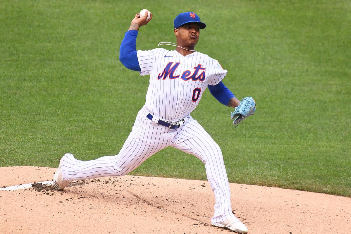 Mets 'Marcus Stroman menepis cedera betis sebagai' kemunduran kecil '