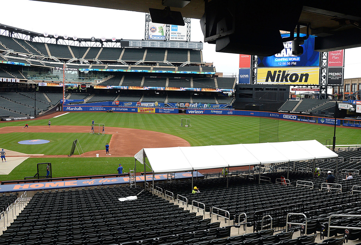 Mets-Yankees memperkenalkan kembali New York ke tim olahraga