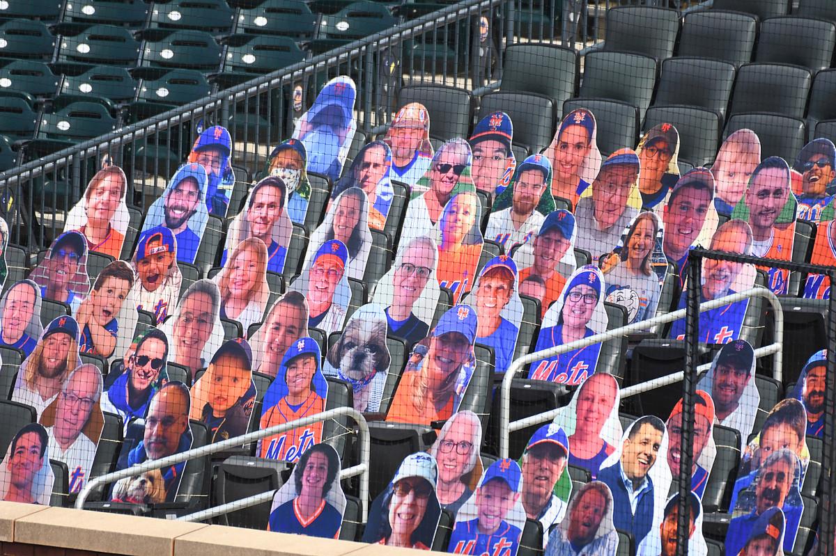 Mets akan memiliki 5.000 guntingan kipas di Citi Field singkatan dari pembuka
