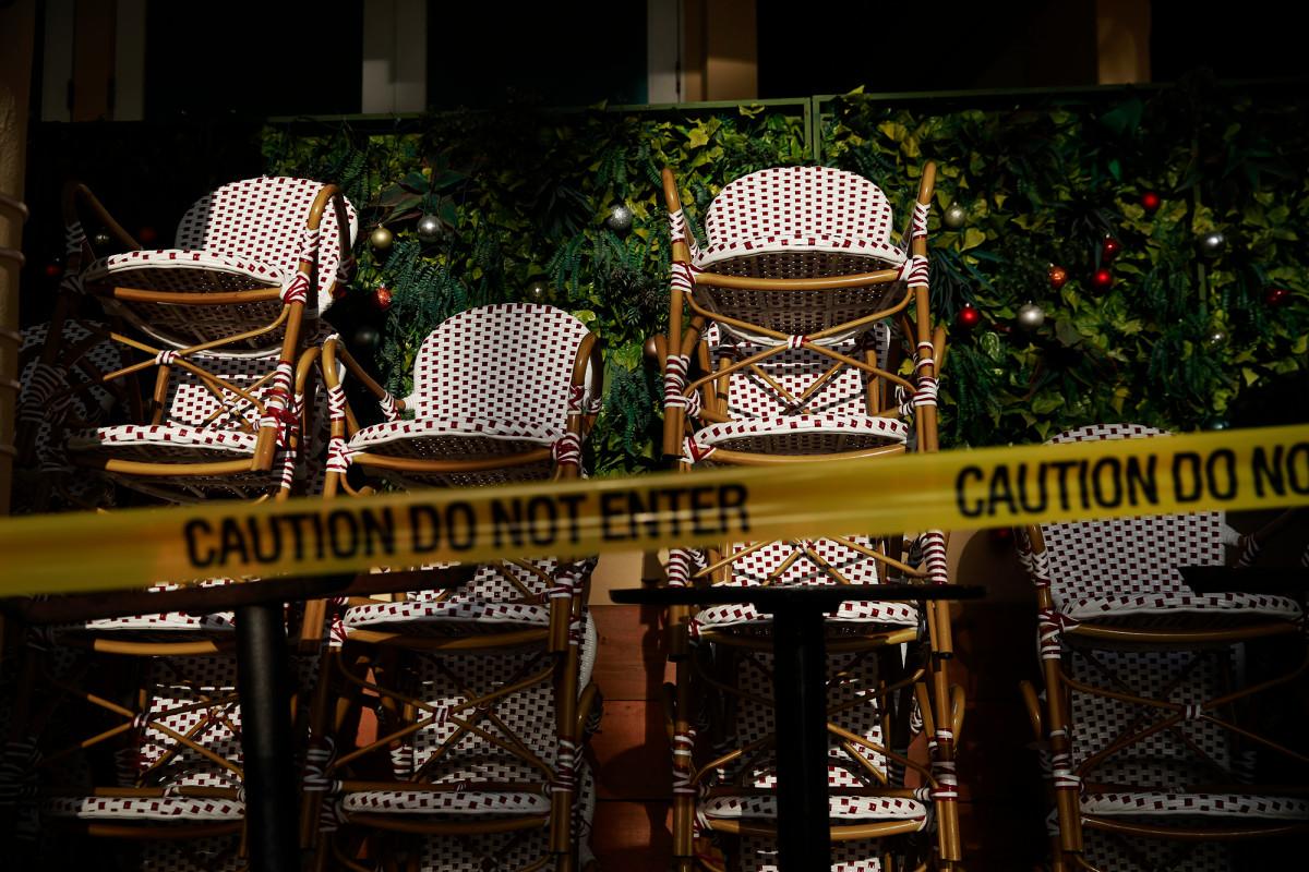 Miami menutup kembali restoran dan gimnasium dengan kasus coronavirus meningkat