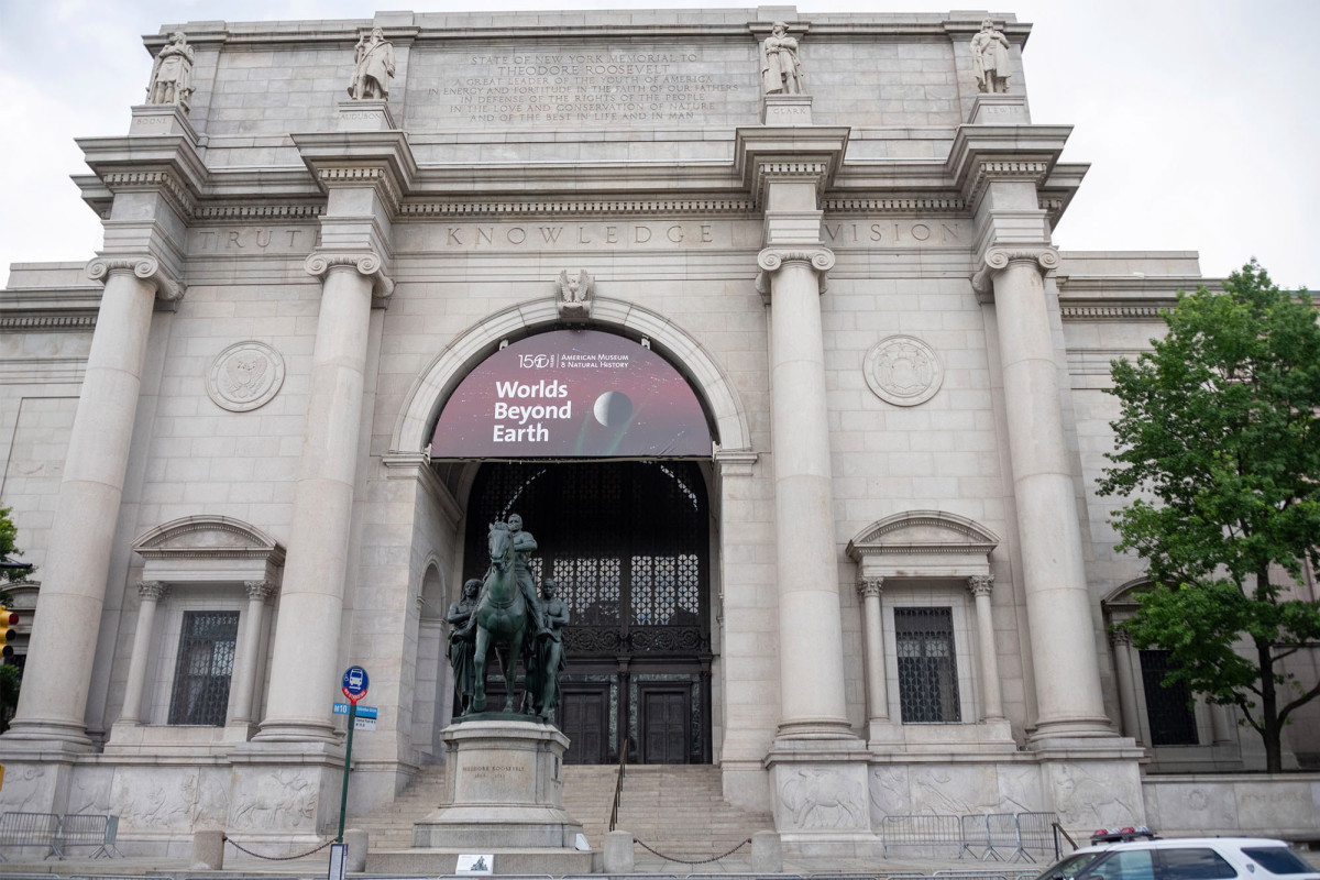 Museum Sejarah Alam Amerika berencana untuk dibuka kembali pada bulan September