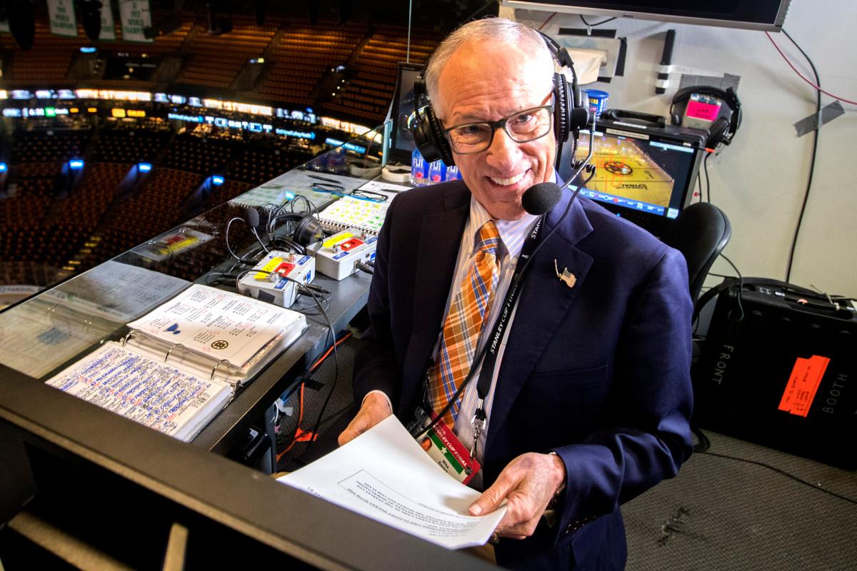 NBC mengungkapkan rencananya untuk meliput playoff NHL