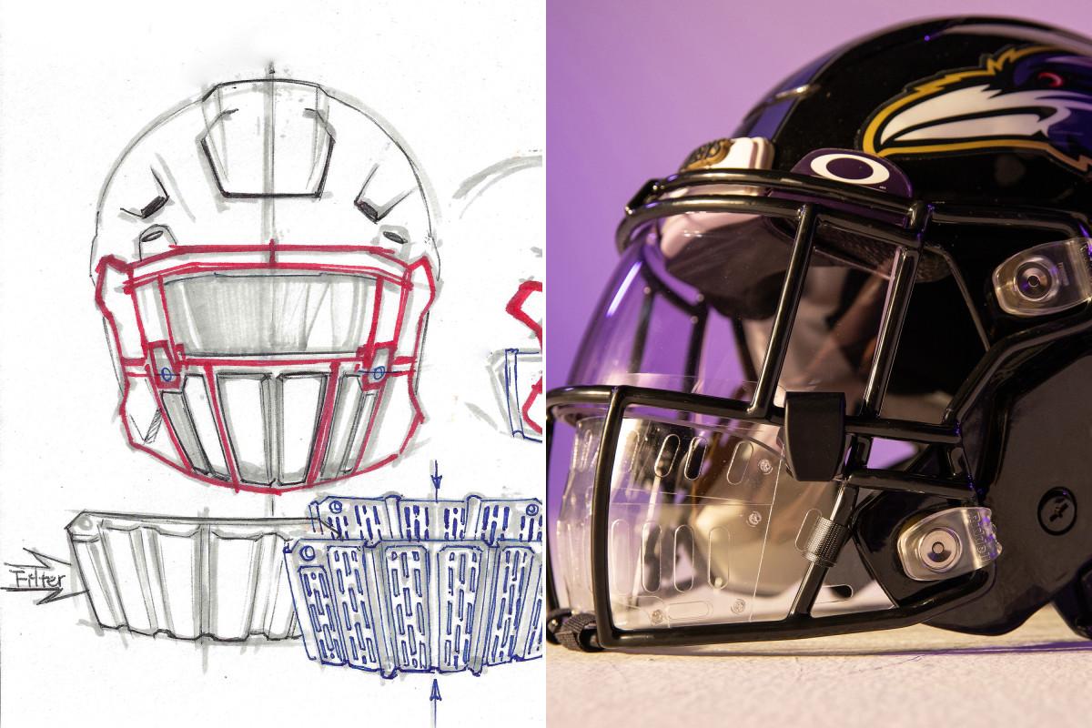 NFL meluncurkan pelindung wajah untuk melindungi pemain dari coronavirus