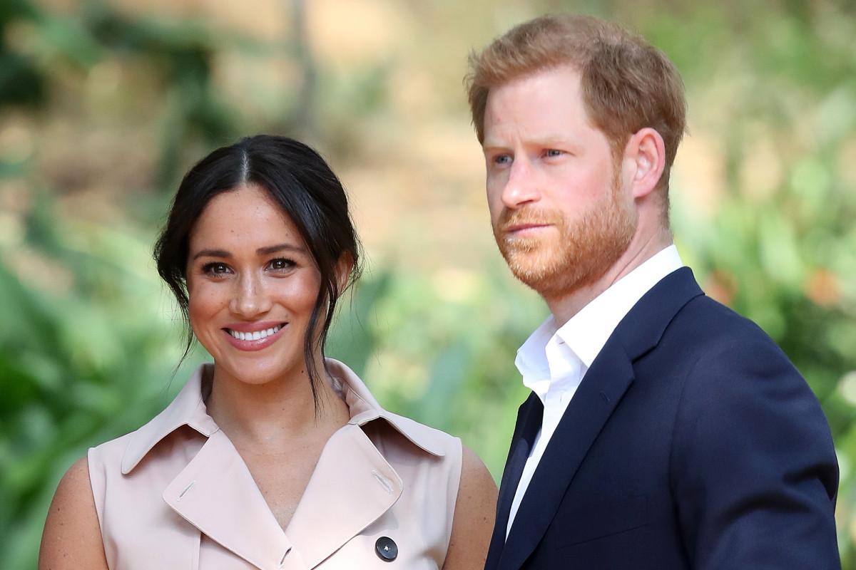 Pangeran Harry pertama kali mengatakan 'Aku mencintaimu' kepada Meghan Markle: buku
