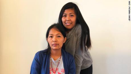 Pekerja rumah tangga adalah tulang punggung ekonomi HK tetapi beberapa wanita yang diperlakukan paling buruk