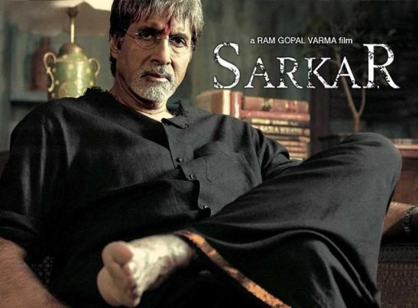 Amitabh Bachchan di Sarkar