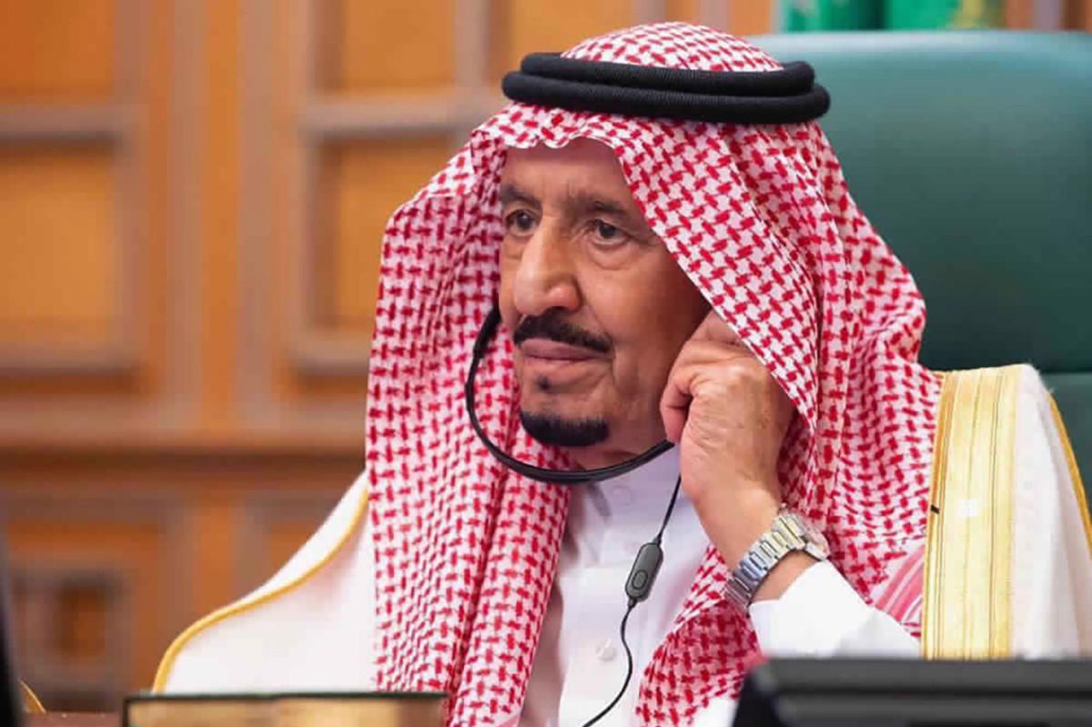 Raja Arab Saudi Salman dirawat di rumah sakit untuk tes