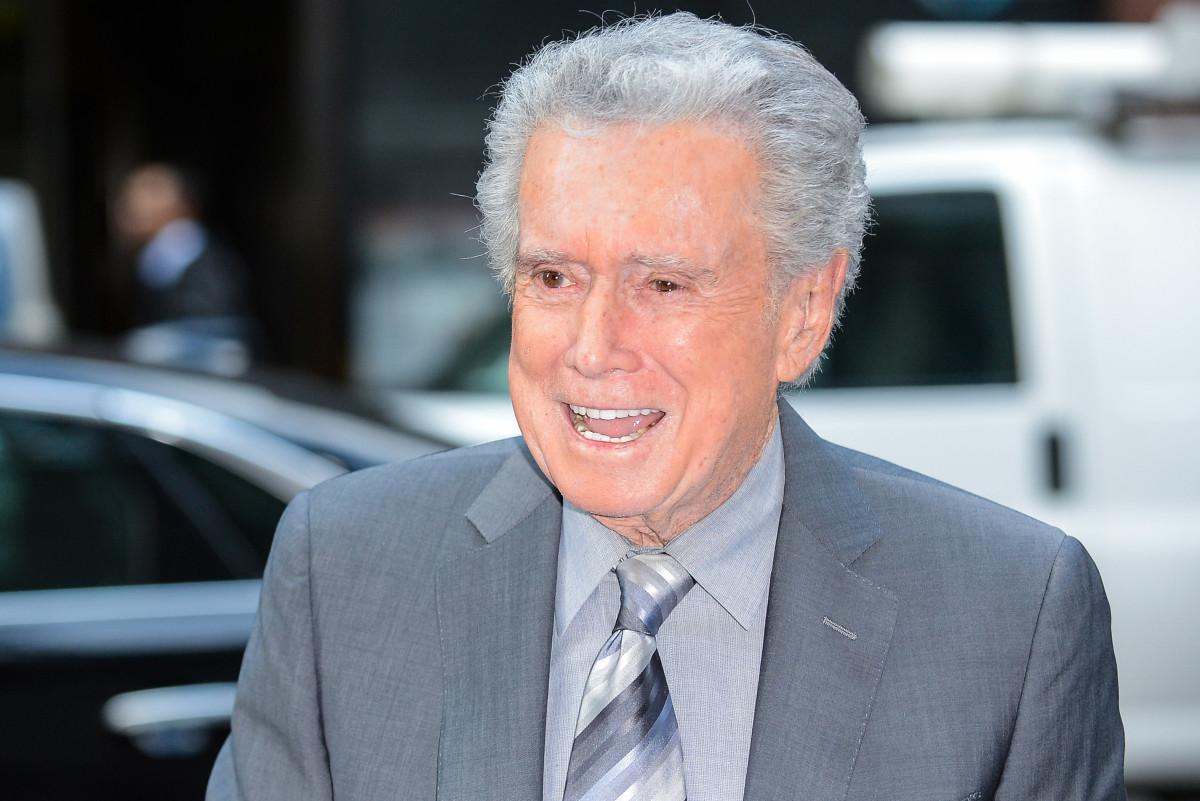 Regis Philbin meninggal pada usia 88