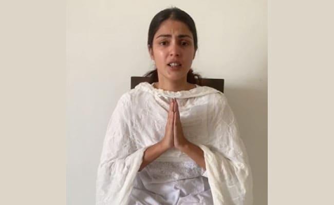 Rhea Chakraborty, Disalahkan Oleh Sushant Singh Rajput's Family: Truth Will Prevail