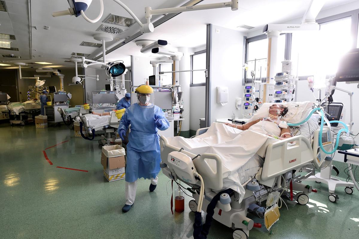 Rumah sakit Italia bebas coronavirus untuk pertama kalinya dalam 137 hari