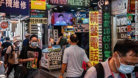 Hukum keamanan dapat melukai Hong Kong sebagai pusat bisnis global