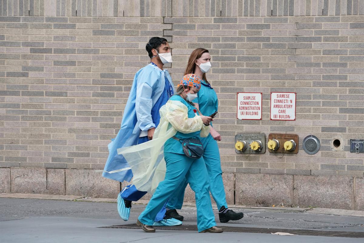 Sistem rumah sakit NYC tidak siap untuk COVID-19, penyelidikan menemukan