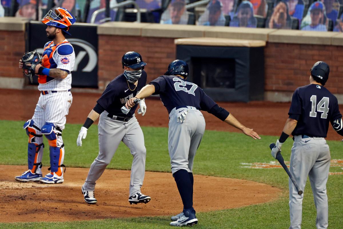 Game Yankees-Mets ini berbeda