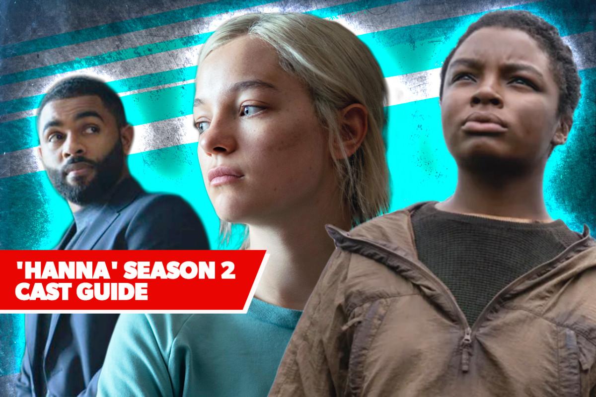 Wajah Baru dan Akrab di Amazon Prime Series