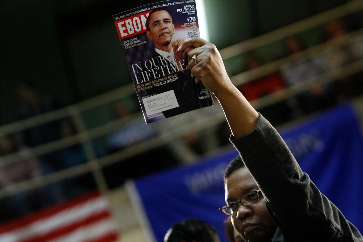Warisan media hitam Ebony, majalah Jet diatur untuk pertempuran kebangkrutan