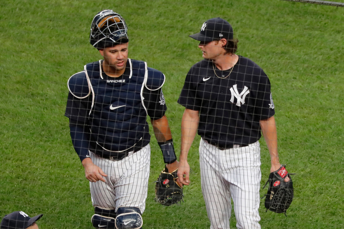 Yankees 'Gerrit Cole ditetapkan untuk penyetelan akhir sebelum Hari Pembukaan