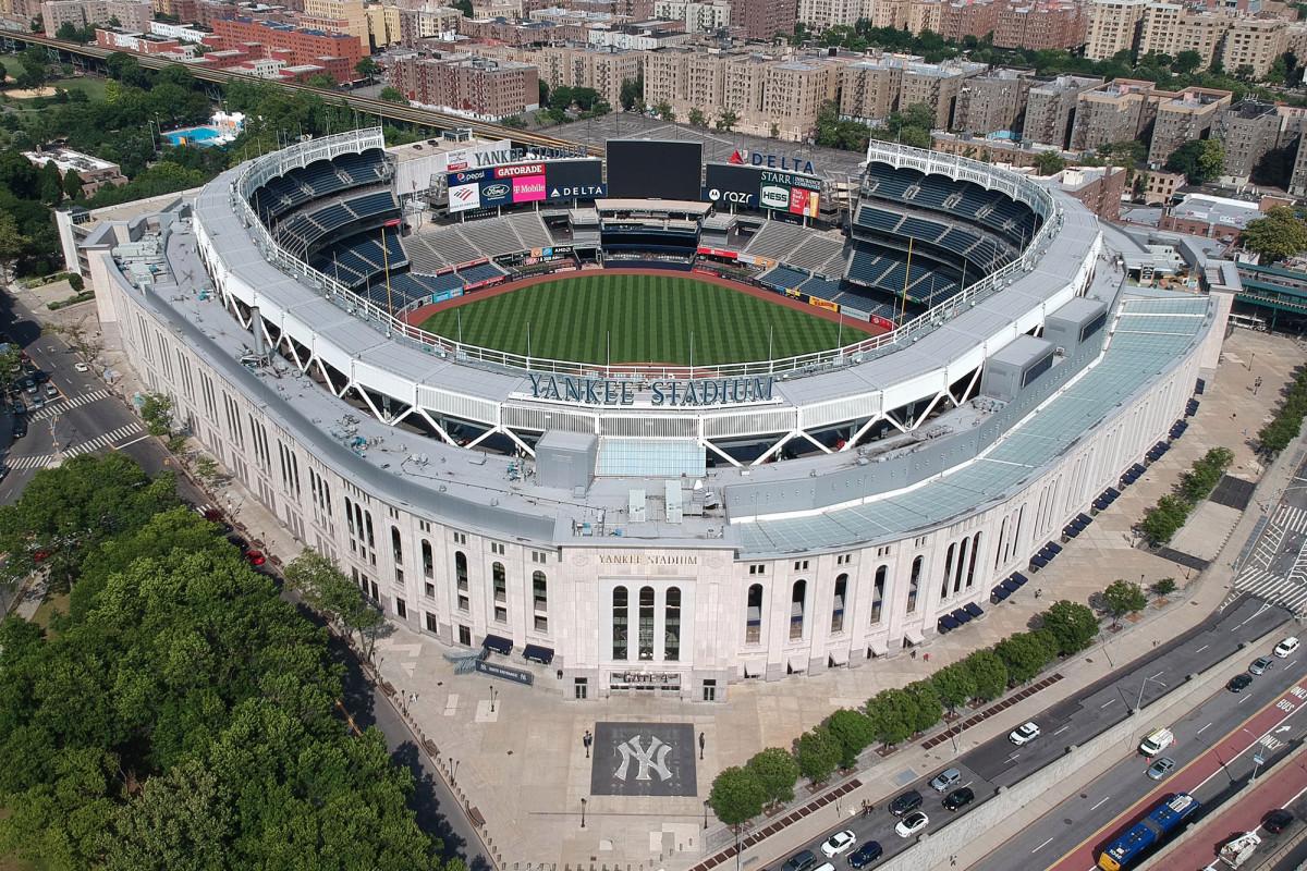 Yankees mencari $ 626.000 dari pemegang tiket NJ: surat-surat pengadilan