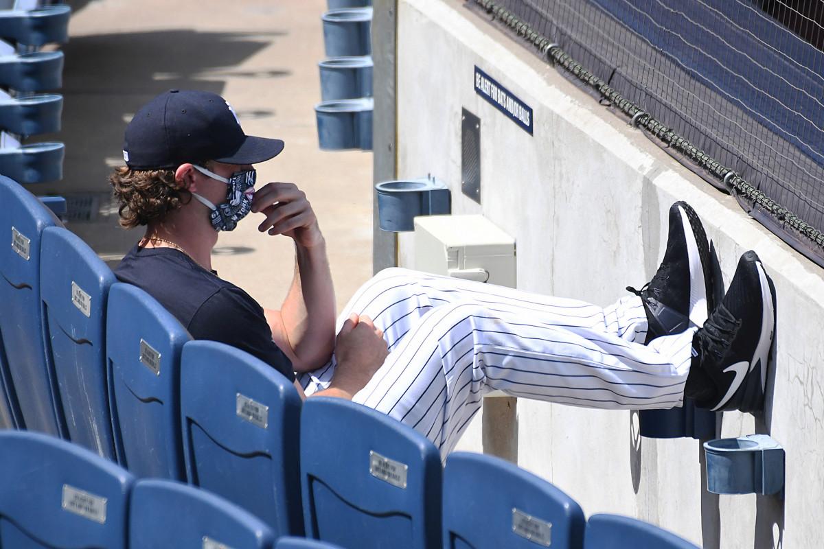 Yankees tahu harapan World Series menghadapi tantangan coronavirus yang menakutkan