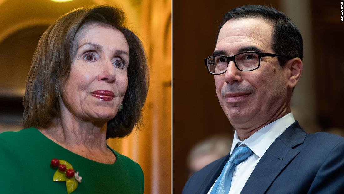 Perundingan Stimulus terbaru: Senat tidak di kota karena tunjangan pengangguran akan berakhir