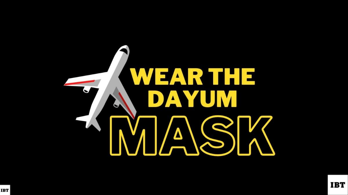 Wear masks on airplanes; if Delta doesn