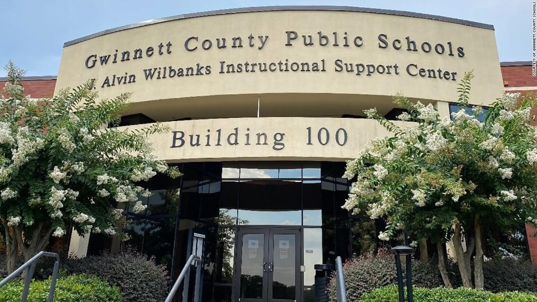 260 karyawan di distrik sekolah Georgia telah diuji positif untuk Covid-19 atau telah terpapar