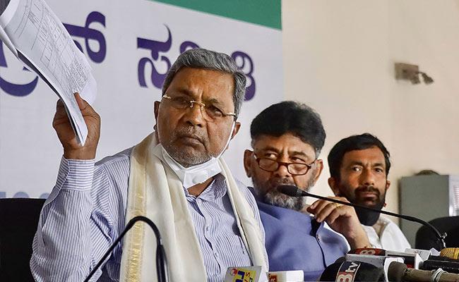 Pimpinan Kongres Karnataka, Siddaramaiah, Menguji Positif Untuk COVID-19