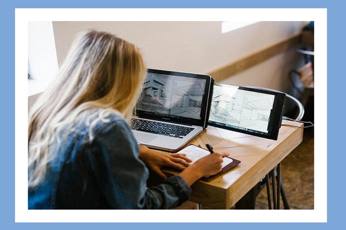 Tingkatkan pengalaman WFH Anda dengan memperluas tampilan laptop Anda